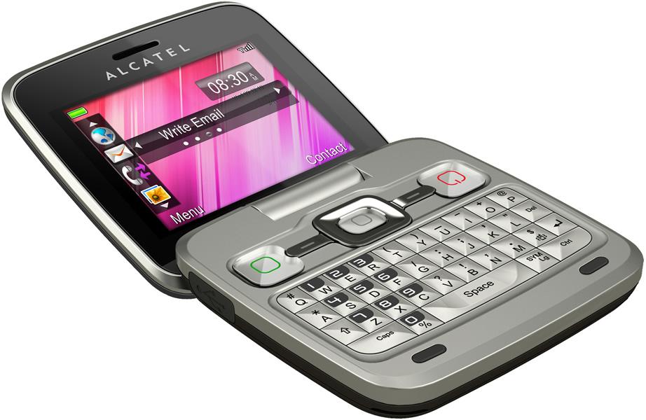 Мобильные телефоны-слайдеры Alcatel — купить в