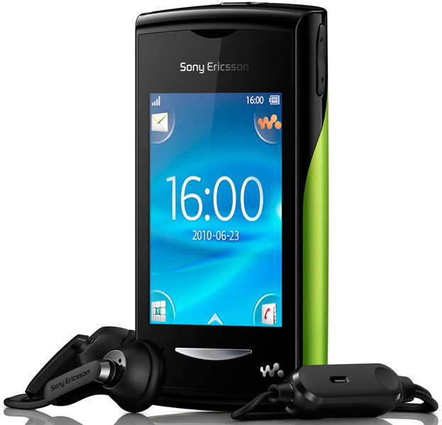 Sony ericsson сенсорный 3