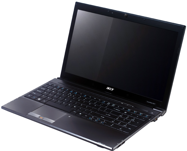 In addition, the wide keys of the Acer FineTouch keyboard allow for