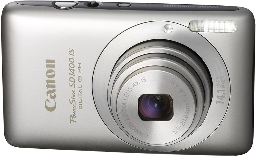 Canon Sd1400 инструкция - фото 3