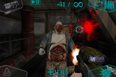 Вышел шутер Doom Resurrection для iPhone