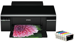 Epson Stylus Photo Т50 - фотопринтер для домашней печати