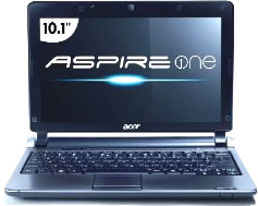 Acer Aspire One D250-1613 - 10,1-дюймовый нетбук Google Android